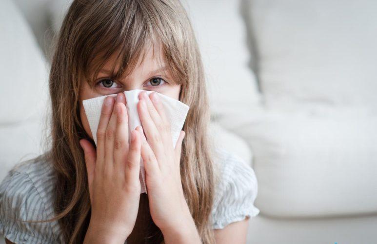 Избавится от хронического насморка в домашних условиях
