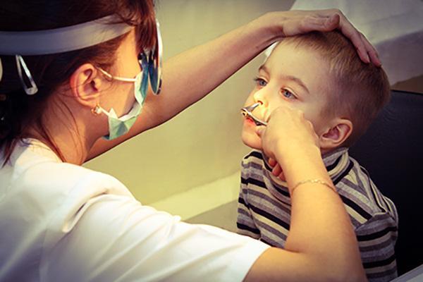 риносинусит у детей