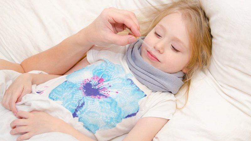 как и чем лечить желтые сопли у ребенка