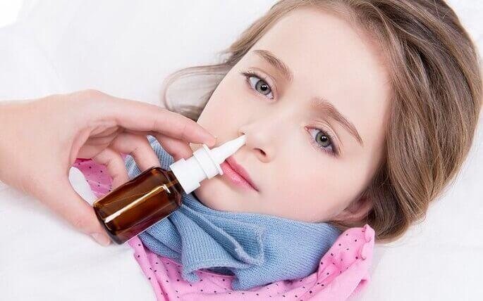 аденоиды и насморк у ребенка