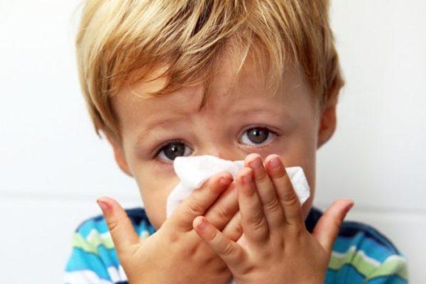 лечение носоглотки забитой слизью