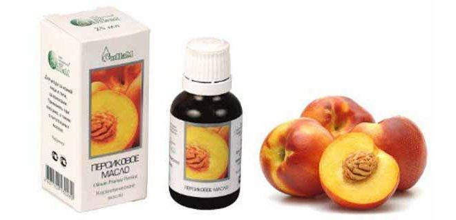 как капать персиковое масло в нос ребенку
