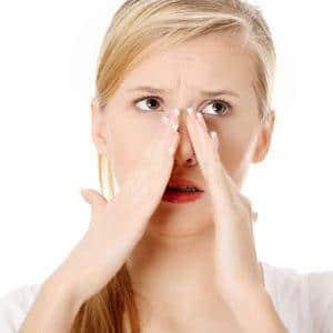 отек слизистой носа без насморка
