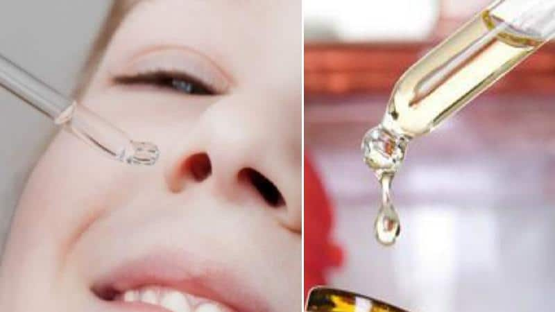 отек в носу без насморка у ребенка