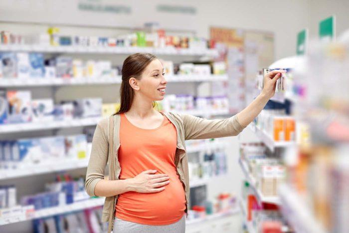 аминокапроновая кислота при беременности