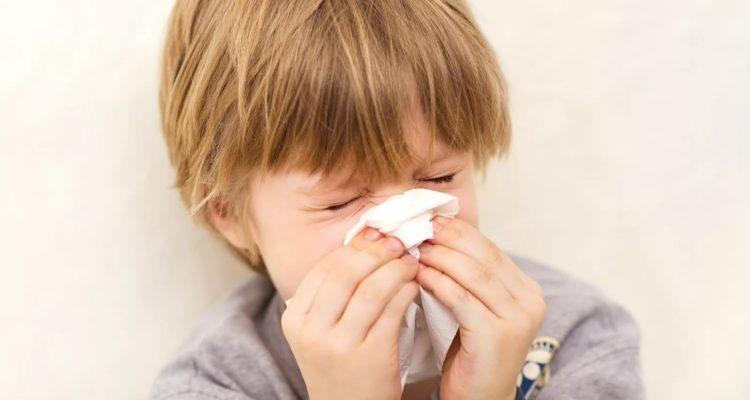 лечение фронтита у детей в домашних условиях