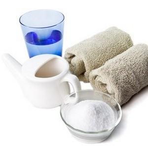 Промывание носа сколько раз в день
