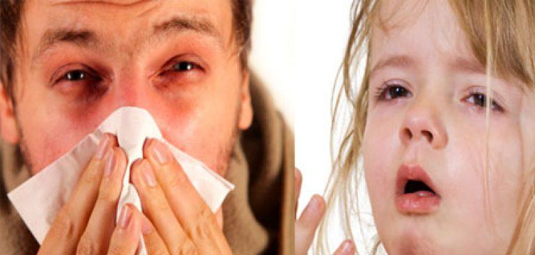 в нос от аллергии названия