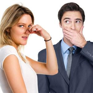 как избавиться от запаха хлорки в носу
