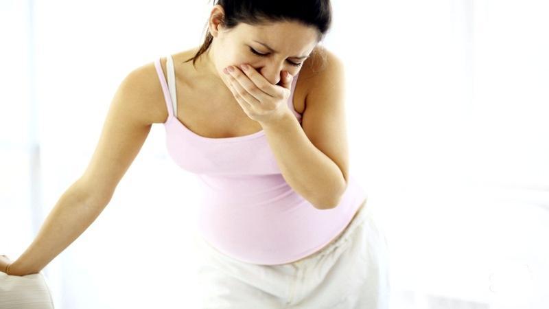 у кого был гайморит при беременности