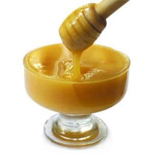 медовая лепешка при гайморите