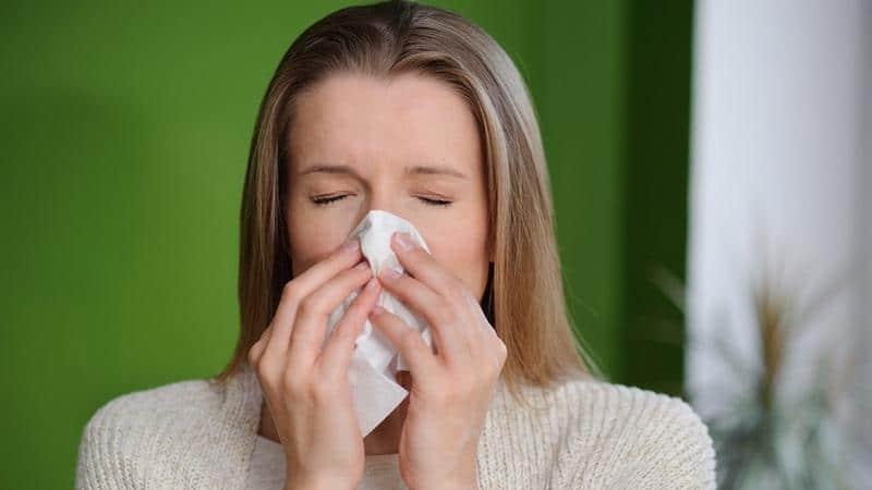как вылечить сезонный аллергический ринит