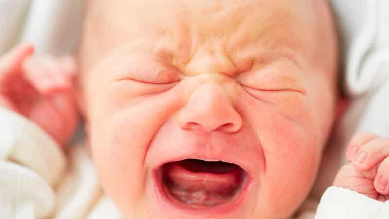 что делать если у ребенка чешется нос