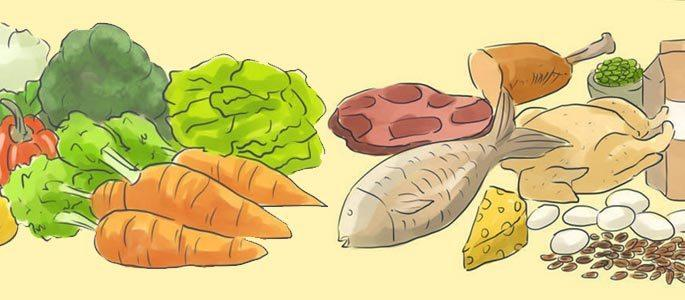 диета при гайморите у детей