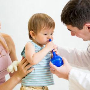 причины хронического насморка у детей