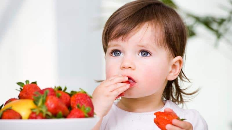 ребенок постоянно чешет нос