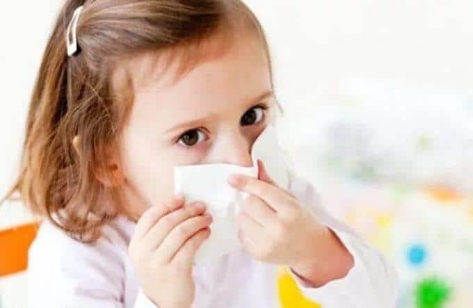 сильный кашель и сопли