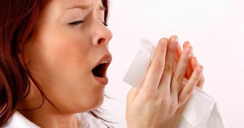 что делать при зуде в носу и чихании