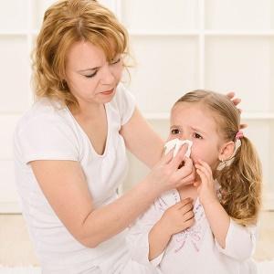 научить ребенка правильно высмаркивать сопли
