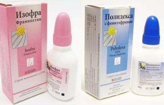 антибиотик при насморке у взрослых
