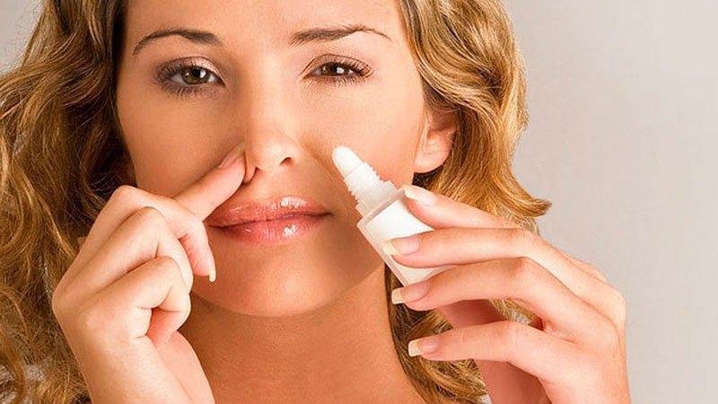 оливковое масло для слизистой носа от сухости