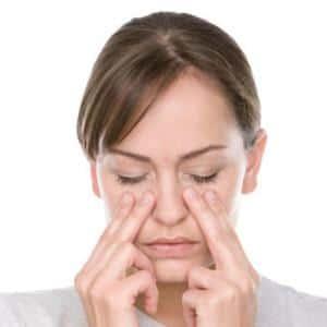 Лечение аллергии глаз при беременности
