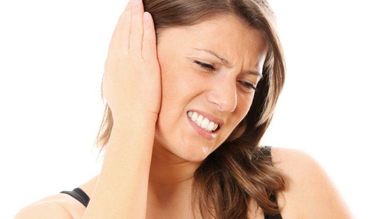 лечение заложенности и шума в ухе
