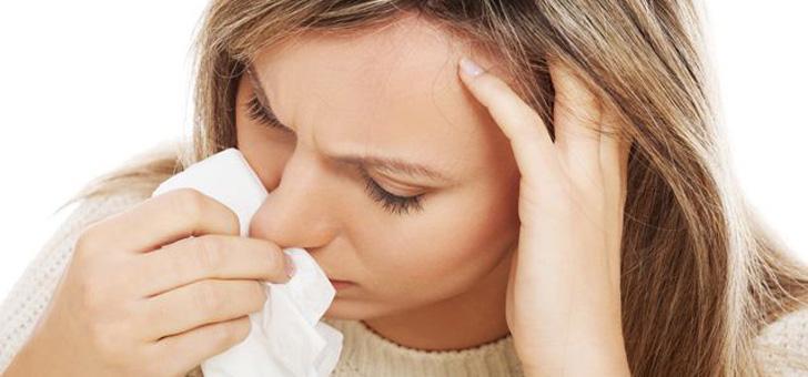 при каком давление идет кровь из носа