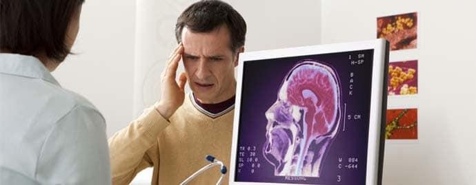 Снизить внутричерепное давление в домашних условиях