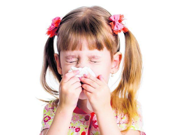 аллергия и насморк на холод