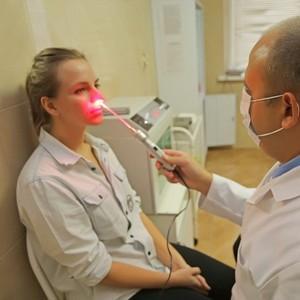 что такое электрофорез носа