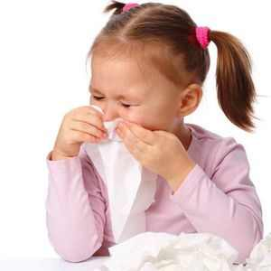 капли от заложенности носа для детей