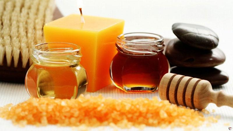 рецепт компресса с медом