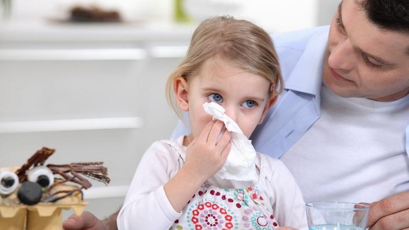 очень часто кашель у ребенка