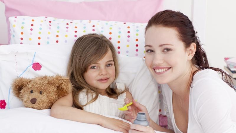лучшее средство от кашля для ребенка