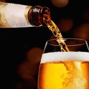 как лечить кашель пивом