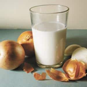 луковое молоко от кашля