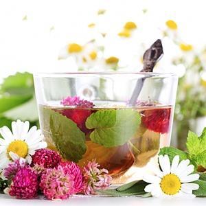 какой чай пить при кашле