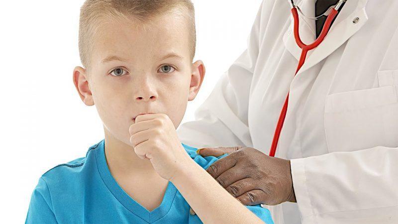 Отхаркивающие средства для детей при мокром кашле