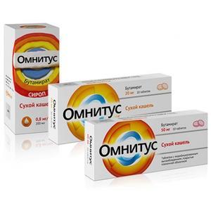 противовоспалительное лекарство от кашля
