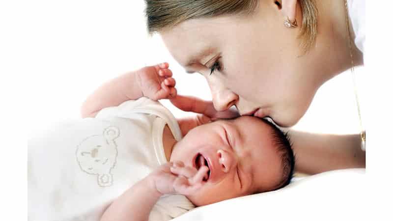 Кашляет новорожденный ребенок лечение