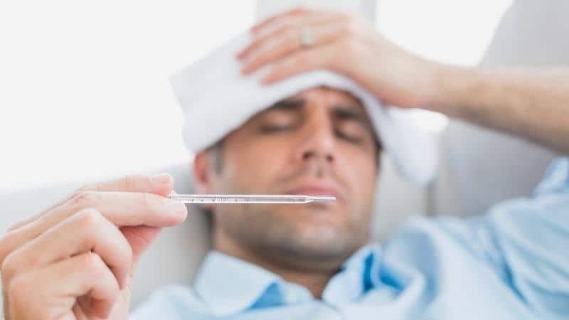 Как лечить кашель у лежачих больных