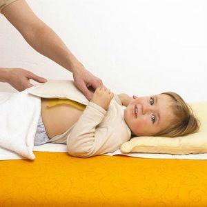 Как применять камфорный спирт при кашле у детей?