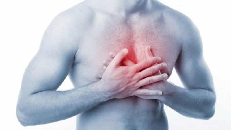 Как лечить жжение в груди и кашель?