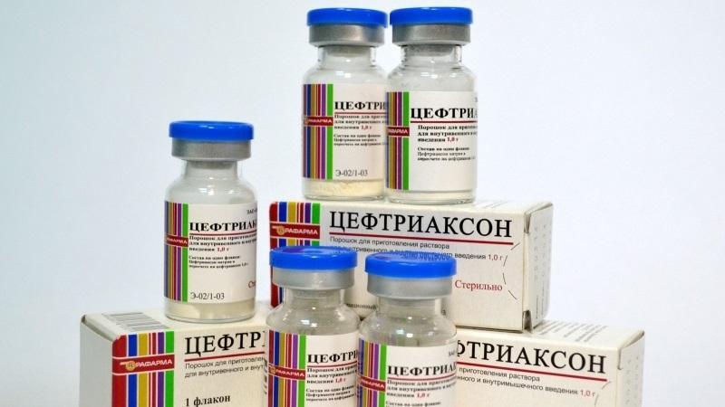 от кашля антибиотики уколы