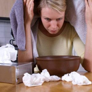 Как делать ингаляции с эвкалиптом