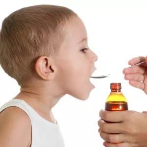 Как применять сироп «Гелисал» от кашля детям