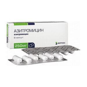 Как принимать Азитромицин от ангины