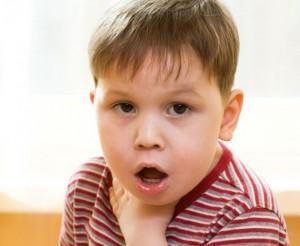 Что делать, если ребенок задыхается от кашля