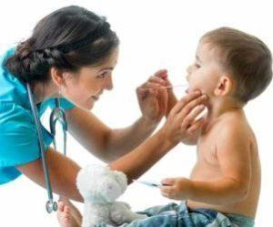 Доктор Комаровский о лечении ангины у детей